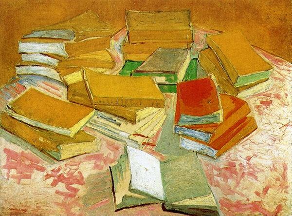 Piles de romans français