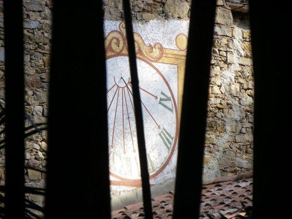 Anduze (30) - La Bambouseraie : mais quelle heure est-il donc ?