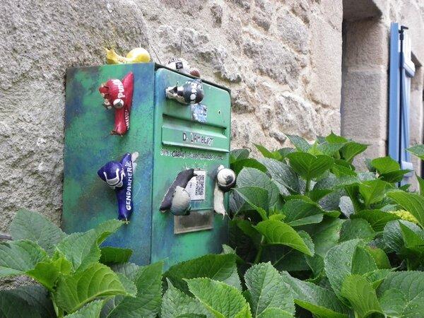 Auray (56) - dans les rues de Saint Goustan