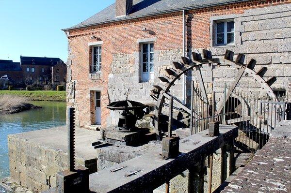 Moulin de Maroilles.